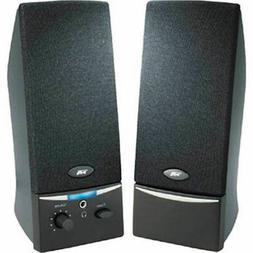 Cyber Acoustics CA-2014WB 1.5 watts 2.0 PC Desktop Speaker S