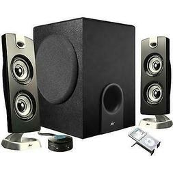 Cyber Acoustics CA-3602 3 PC Speaker System