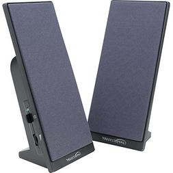 CCS30251 - Compucessory 2.0 Speaker System - 3 W RMS - Black