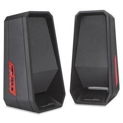 CCS51545 - Compucessory Speaker System - 4 W RMS - Black