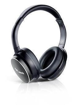 Genius HS-940BT Bluetooth Headphones Over Ear with Microphon