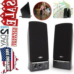 Computer Speaker Amplifier System Set Desktop Multimedia Spe