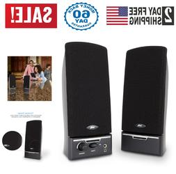 Computer Speaker Amplifier System Set Desktop Multimedia  Sp