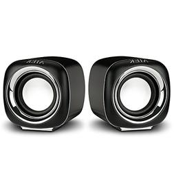 TuparGo Computer speakers DX11 USB 2.0 Multimedia PC Desktop