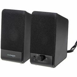 AmazonBasics Computer Speakers for Desktop or Laptop PC   US