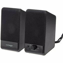 AmazonBasics Computer Speakers for Desktop or Laptop PC | US
