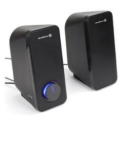 GOgroove Desktop Computer Speakers for Laptop and PC - SonaV