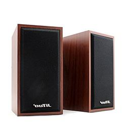 Computer Speakers With Deep Bass,USB Powered 2.0 Channel Ste