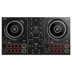 Pioneer DDJ-200 DJ Controller for Streaming Services + Audio