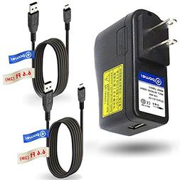 T POWER  6 Feet Ac Dc Adapter Charger Compatible with Fugoo