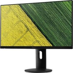 """Acer ET241Y Abmir 23.8"""" Full HD  IPS Zero Frame Monitor with"""