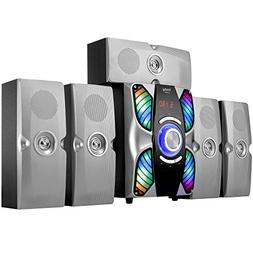 Frisby FS-6900BT_Silver Home Theater 5.1 Surround Sound Syst