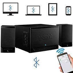 Frisby FS-3500BT Bluetooth Wireless Stereo 2.1 Speaker Syste
