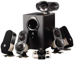 Logitech G51 Surround Sound 5.1 Speaker System