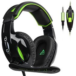 SUPSOO G813 Xbox one Gaming Headset 3.5mm Stereo Wired Over