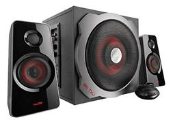 Trust Gaming GXT 628 120 Watts 2.1 Gaming Speakers for PC, W