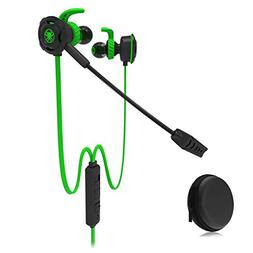 WowHo HD Gaming Headset with Mic 3.5mm in-ear Noise Cancelli