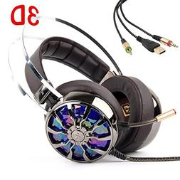 Sades SA920 Wired Stereo Gaming Headset Over