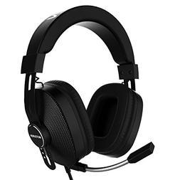 MUTOUREN Professional Gaming Headset, Headset Gaming Headpho