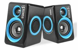 GamingSpeakers 6x9 PCSurround Sound System Loud Deep Bas