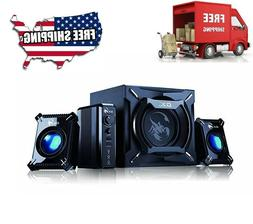 GENIUS Gaming Woofer Speaker System 2.1 Channel 45 Watts RMS