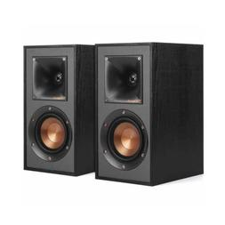 GENUINE Klipsch R-41M 2-Way Bookshelf Speakers  - BLACK | 10