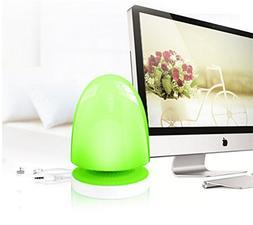 New style green Aladdin colorful USB mini speaker