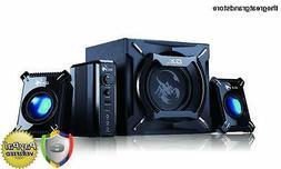 Genius GX Gaming SW-G2.1 2000 2.1 Speaker System - 45 W RMS