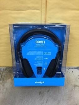 Logitech H800 Wireless Bluetooth Headset for PC Tablets Smar