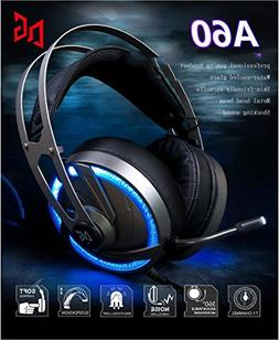 Headset Computer Headset A60 Water-Cooled 7.1 Head-Mounted E