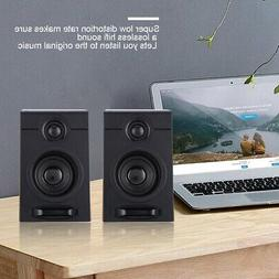 Heavy Bass PC Computer Speakers HiFi Sound Computer Subwoofe