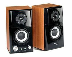 Genius Hi-Fi Wood Speaker for Computers
