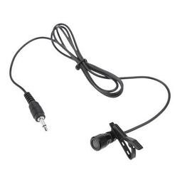 Hot Metal Mono Microphone 3.5mm for Lound Speaker Computer P