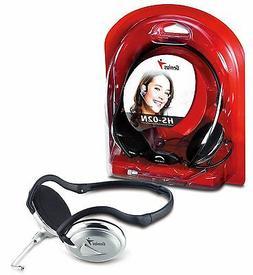 Genius HS-02N 3.5mm Connector Supra-Aural Headset