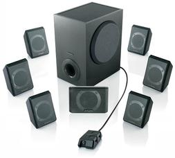 Creative Inspire P7800 7.1 Powered Surround Sound Speaker Sy