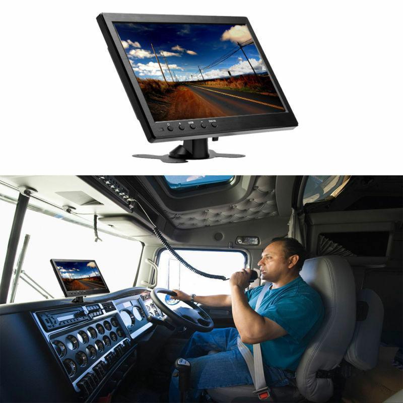 "10.1"" CCTV LCD Monitor PC Video w/"