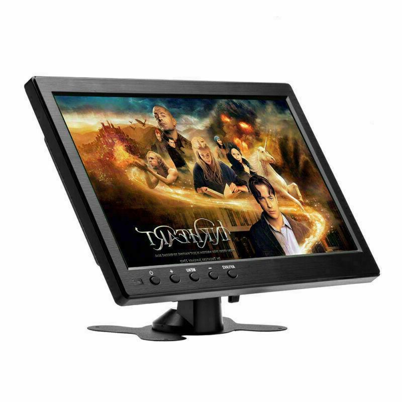 1080P CCTV LCD PC Screen Video Display AV/RCA/VGA/HDMI/BNC