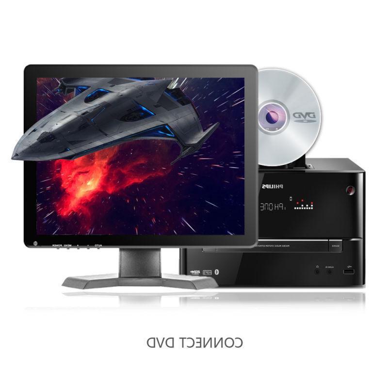 15 inch IPS Display w/Speaker