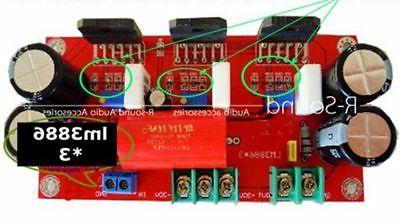 1pc Mono Channel Speaker Amplifier Finished Board