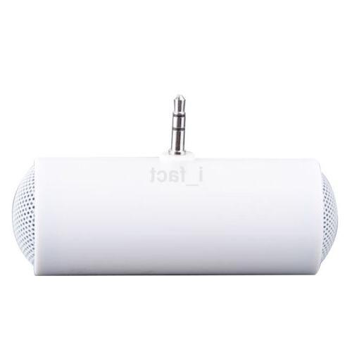 1Pc Portable Speaker Jack Plug In Phone Tablet MP3