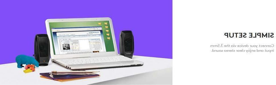 Logitech System 3.5mm for Mac Laptop Desktop