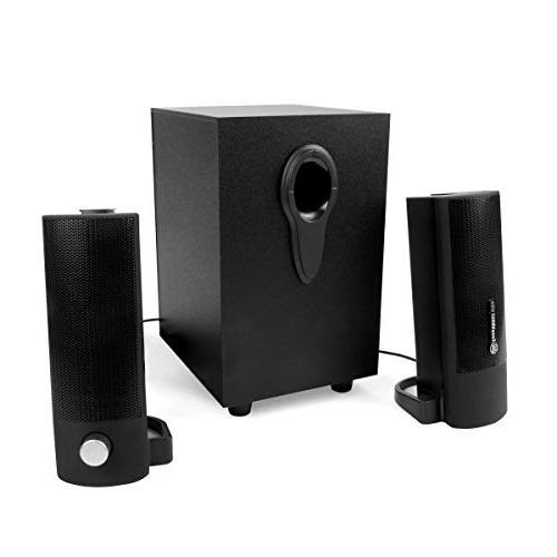2 1 computer speakers