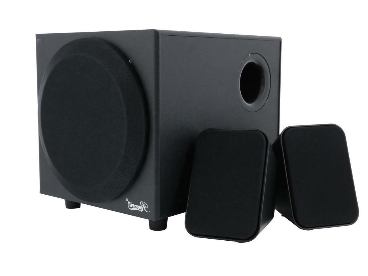 2 1 multimedia computer speaker