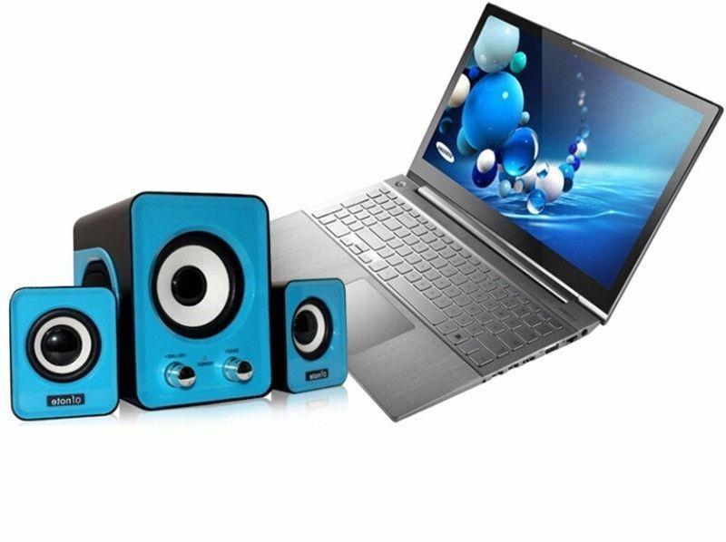 2.1 Multimedia System Phone Laptop PC Desktop Speaker
