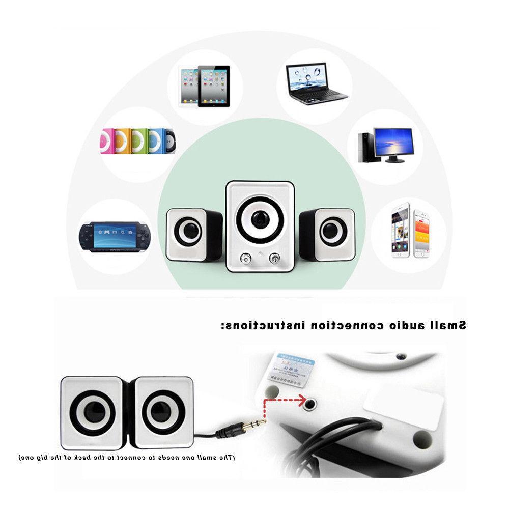 2.1 Multimedia System Phone PC Desktop