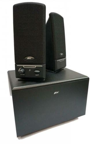 Cyber Acoustics 2.1 Powered Speaker