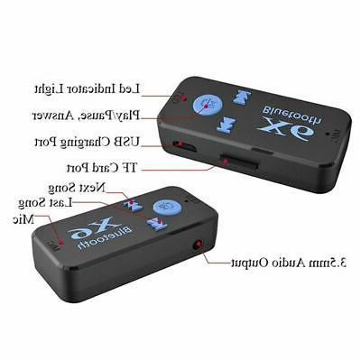 2.4GHz Audio Adapter Car TV