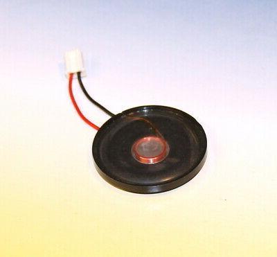 2 pc speaker element mylar cone 8