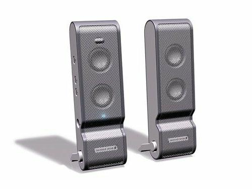 2 pc usb and ac powered portable