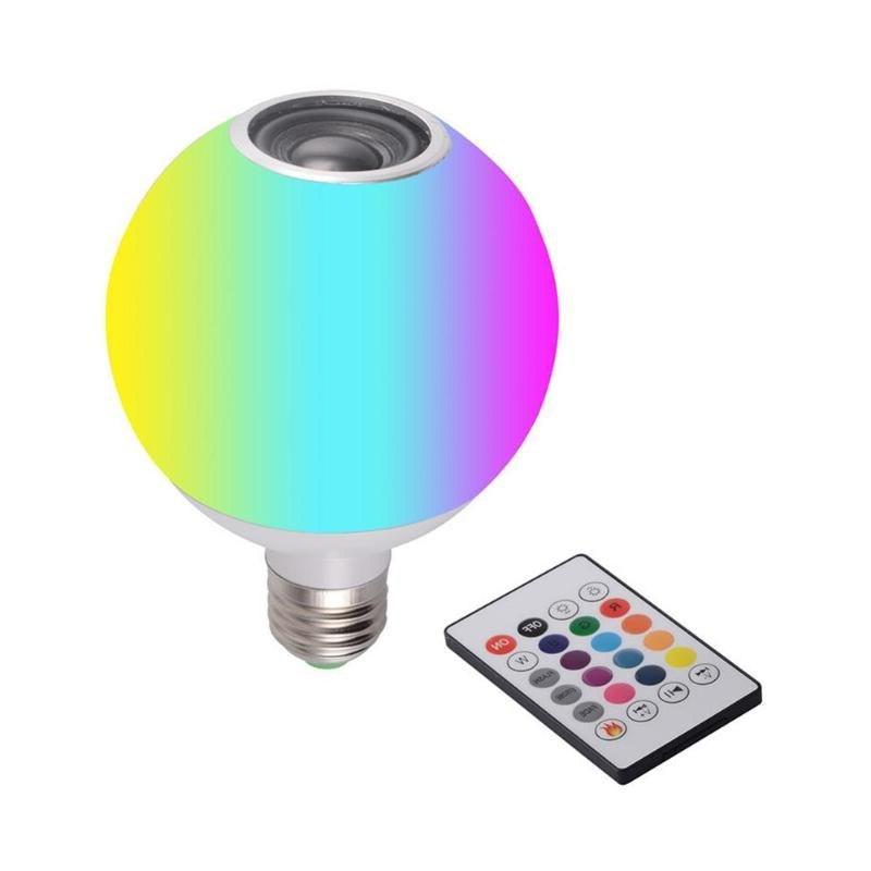 270 degree illumination smart e27 rgb bluetooth